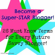Martiel Beatty: Blog Notes: Every Savvy Blogger's Must Know Terminology List I Am A Writer, Blog Love, Writing Tips, Writing Resources, Blog Tips, How To Start A Blog, Making Ideas, Online Marketing, About Me Blog