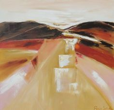 """""""New Ways"""" - Sonia Strumpher South African Artist South African Artists, Work Inspiration, Artist Painting, Landscapes, Paisajes, Scenery"""