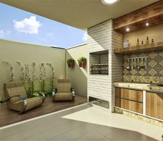 The leisure space does not require ample ground to install recreational items to relax and hold a meeting with friends and family. THE small play area. Decor, Outdoor Decor, House, Leisure Space, New Homes, Areas, Creative Home, Model Homes, Jacuzzi