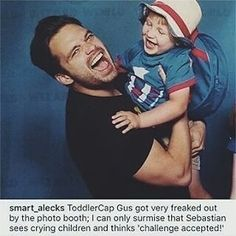 Omg why haven't I seen this before? God bless Gus and the guy holding him
