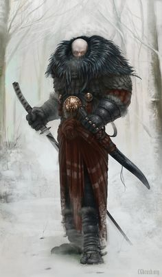 Snowcreepknightdudething by ~Grobelski on deviantART