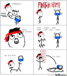 Mortal Kombat: D*mn, f*ck - yes, it is true! Mortal Kombat Comics, Mortal Kombat Memes, Mortal Kombat Art, Rage Comics, Funny Comics, Pow, Art Jokes, Mortal Combat, Mileena