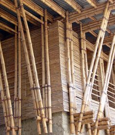 42 best tube joint images on pinterest architecture bamboo and bamboo architecture. Black Bedroom Furniture Sets. Home Design Ideas