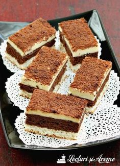 "Prajitura ""O noapte la Venetia"" - Lecturi si Arome Romanian Desserts, Romanian Food, Christmas Sweets, Pastry Cake, Sweet Cakes, Ice Cream Recipes, Chocolate Recipes, Cheesecakes, Cake Recipes"
