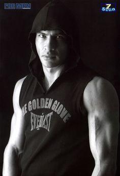 Lorenzo Crespi, sexy italian actors.