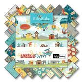 """Little Flyers 10"""" stacker by Riley Blake Fabric, Childrens Fabric Australia 