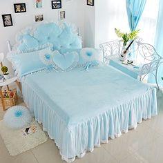 Bedroom Comforter Sets, Girls Bedding Sets, Queen Bedding Sets, Purple Bedding Sets, Bed Cover Design, Bed Design, Childrens Bedroom Decor, Home Decor Bedroom, Draps Design