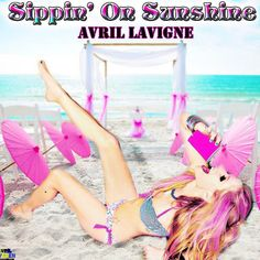 """Hope everyone is having and amazing summer and """"Sippin On Sunshine"""""""