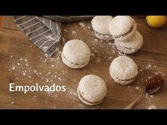 EMPOLVADOS - YouTube Hamburger, Bread, Cooking, Desserts, Empanadas, Food, Gluten, Step By Step, Gastronomia