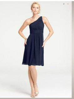 Ann Taylor -- Marissa's wedding? if I can get my arms in better shape.