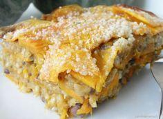 Cambia Menu » Lasagne di zucca | Ricette