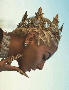 Ideas hair blonde black girl for 2019 Black Girl Magic, Black Girls, Black Women, Poses, Pretty People, Beautiful People, Fotografie Portraits, Natural Hair Styles, Short Hair Styles