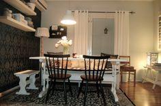 rintamamiestalo sisustus - Google-haku Google, Table, Furniture, Home Decor, Decoration Home, Room Decor, Tables, Home Furnishings, Home Interior Design