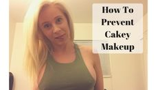 If you have a problem with makeup caking on you, listen to these helpful tips. Don't forget to subscribe to my YouTube channel to be notified of upcoming videos!