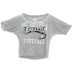 Touch NFL Cropped Dolman Sleeve T-Shirt - Women s - Football - Clothing -  New England Patriots - Heather Grey 394b1a032