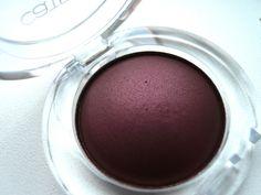 Catrice Velvet MATT eyeshadow #040 Al Burgundy..