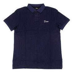 Dime Navy Polo Shirt