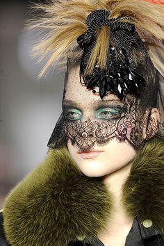 christian lacroix designer/images | Christian Lacroix Fall 08 Couture | DeSmitten Design Blog