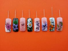 pictura artistica nivel 1,2 Fun Nails, Nail Art, Community, Beauty, Style, Mulberry Tree, Feet Nails, Water Colors, Fingernail Designs