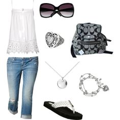 """""""Weekend Warrior"""" by srose38 on Polyvore"""