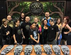 It was good to be in Galveston at the Texas Ink and Art Expo this weekend! There were so many great tattoos and beautiful people. We are grateful for the experiences and looking forward to more fun at our next stop just two weeks away in Hancock Massachusetts at Paradise Tattoo Gathering.  So many artists using our aftercare won awards we had to snap a picture for the scrapbooks!  @brandonsartworks won both 1st & 2nd place Large Black and Grey Tattoo (on the same body!) and Best Multi-Day…