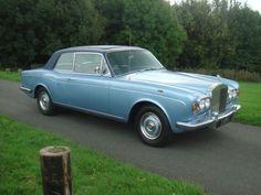 1966 Rolls Royce Silver Shadow 2 Door