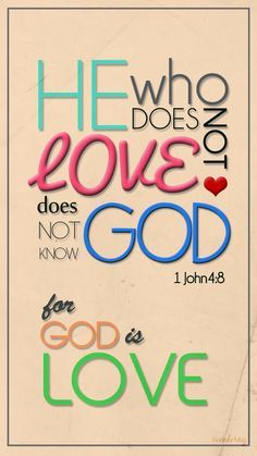 1 John i dont judge but i believe in this Bible Verses Quotes, Encouragement Quotes, Bible Scriptures, Doers Of The Word, Word Of God, John 4 8, Gods Glory, How He Loves Us, Different Quotes