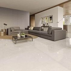 Living Room Tiles, Furniture, Tile Floor Living Room, House, House Flooring, Home Decor, House Interior, Home Renovation, Home Interior Design