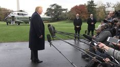 "President Trump Delivers a Statement Upon Departure - The White House - November 9th, 2018 ""Well, I'll give you a little controversy back: I'll never forgive him for what he did to our United States military by not funding it properly. It was depleted. Everything was old and tired. And I came in, and I had to fix it."""