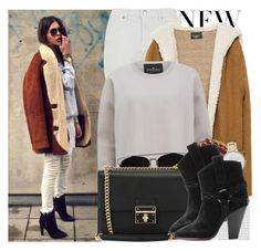 """""""2120. Street Style"""" by chocolatepumma ❤ liked on Polyvore featuring Oris, Topshop, Zara, Designers Remix, Bee Charming, Skagen, Retrò, Dolce&Gabbana, Isabel Marant and edgy"""