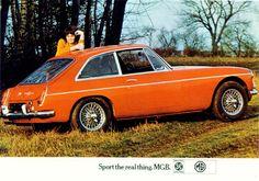 MGB GT 1969 - Sports the real thing MGB