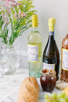 Wine Education and Tasting 101 // Cupcake Vineyard Wines // Styling by @Alaina Kaczmarski // Photography by Stoffer Photography