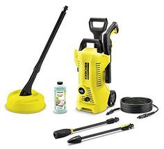 Kärcher K2 Full Control Home Pressure Washer KA4rcher Full Control Pressure Washer belongs to best selling products online in DIY category in UK. Click below to see its Availability and Price in your country.