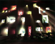 Chapelle Notre-Dame du Haut by Le Corbusier, Ronchamp, France