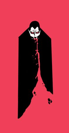 Dracula by Luke Parker