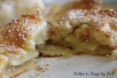 *Riches to Rags* by Dori: Apple Pastry Turnovers - So Easy