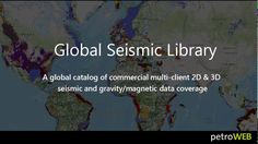 Identifying what #seismic #data is available in your AOI just got easier! The new 2017 release of globalseismiclibrary.com has enhanced features and more data coverage than ever.