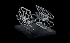 MB&F's Music Machine 3 Is Inspired By a Star Wars TIE Fighter | Cool Material