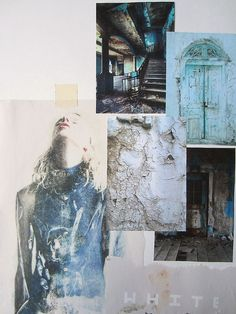 Sketchbook Pages (Neglect Project) | Flickr - Photo Sharing!
