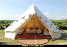 Tent Yurt teepee chill-out tent & Gandia Blasco Modern Tipi Teepee Wigwam Outdoor Tent Extra Large ...