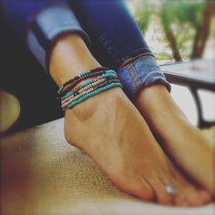 Jewelry junk lot  Anklets Ankle Bracelets Women NEW Lot of 20