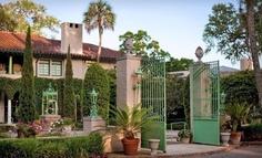 Club Continental, Orange Park, FL    the old Palmolive Estate.  So pretty, old florida