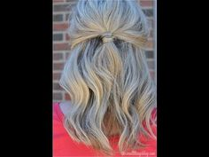 Perfectly Pretty Hair Tutorial - Small Things Blog -- BEST EVER HAIR BLOG!!!!!!!!!!!!!!!!!!!!!!!!!!!