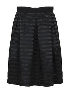 Odile A-line Striped Skirt | Custommade.dk