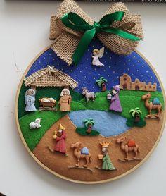 Christmas Nativity, Christmas Crafts, Christmas Decorations, Xmas, Christmas Ornaments, Christmas Projects, Holiday Crafts, Holiday Decor, Midge Barbie Doll