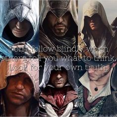 [AC1/ACR/AC3/AC4 BF/ACU/ACS] The Brotherhood