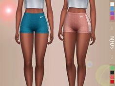 Margeh-75's S4 Run Nike Shorts