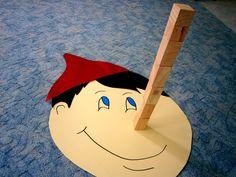 Προσχολική Παρεούλα : Παιχνίδια για την ημέρα της Πρωταπριλιάς !!!!!! Fairy Tale Crafts, Fairy Tale Theme, Fairy Tales, Pinocchio, Montessori Activities, Kindergarten Activities, Preschool Crafts, Fairy Tale Activities, Little Red Ridding Hood