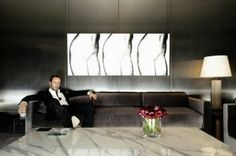 Tom Ford's home.