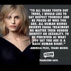 #FCKH8 #TRANS #LGBT